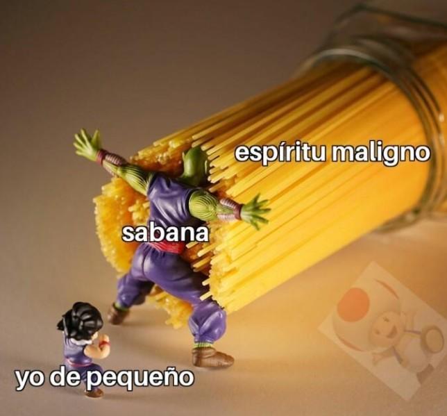 Espiritu - meme