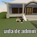 Vida de Admin