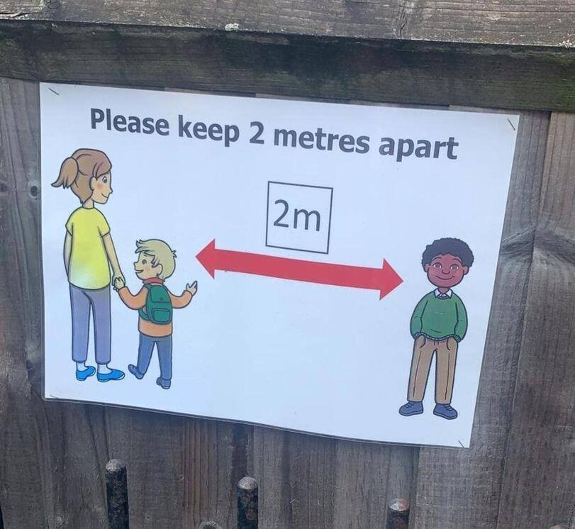 Hay un poco de racismo en tu prevencion - meme