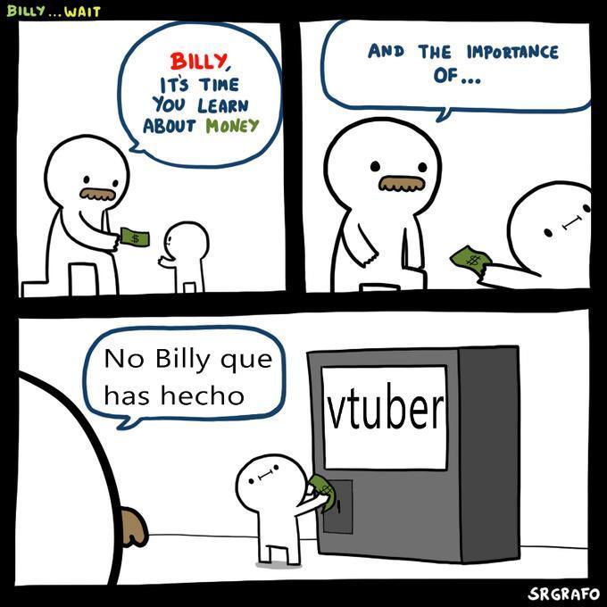 Billy nooo - meme