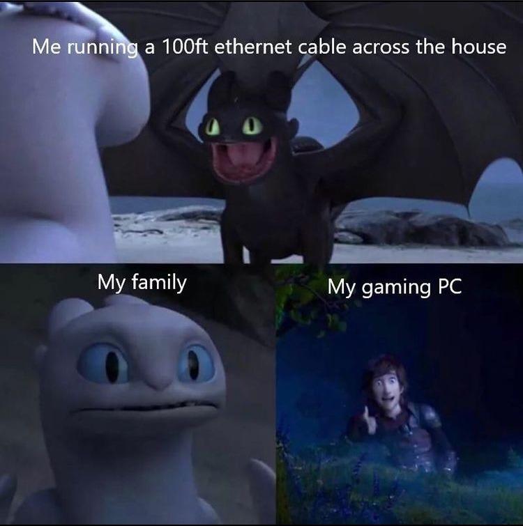 pc approves - meme