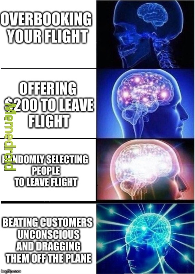 United Be Like - meme