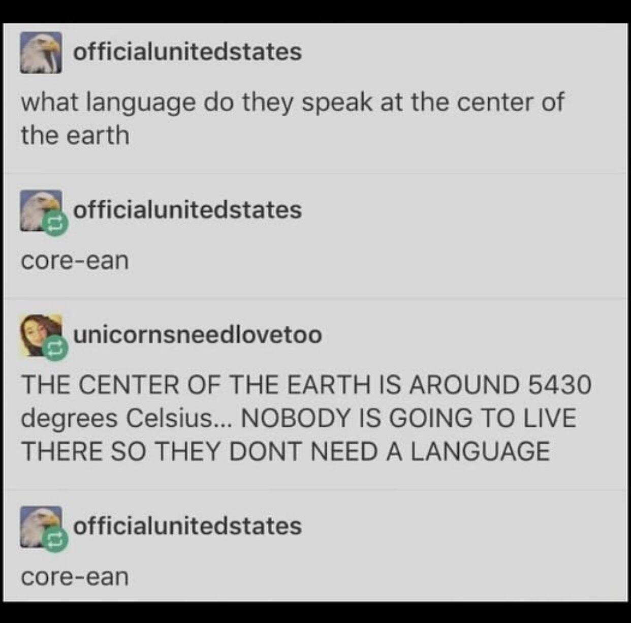 core-ean - meme