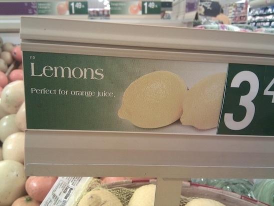 perfect for orange juice - meme