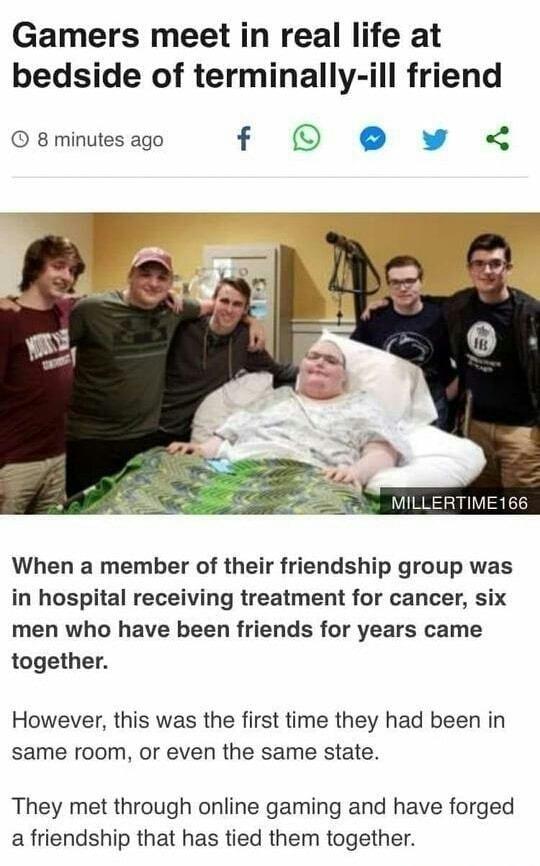 Wholesome bois - meme