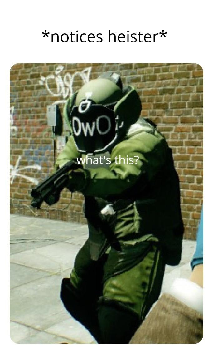 UwU Bowdowser here! - meme