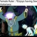 S L U T