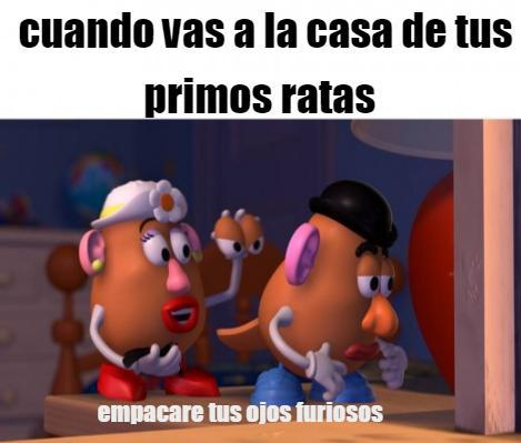 raticas - meme