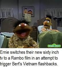Ernie god of torment - meme