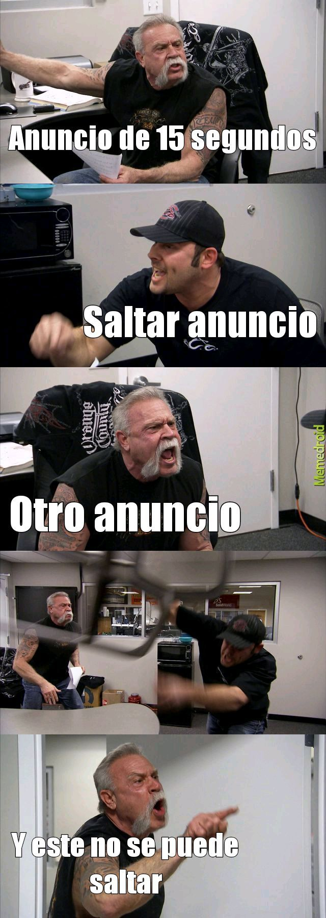 Yo en Youtube - meme