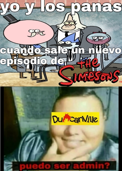 Este domingo en Fox Channel - meme