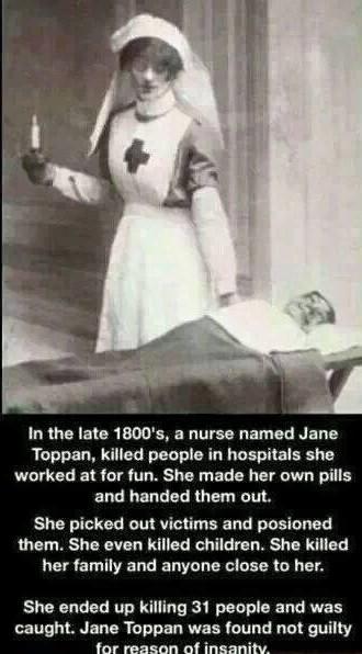 Jane Toppan - meme