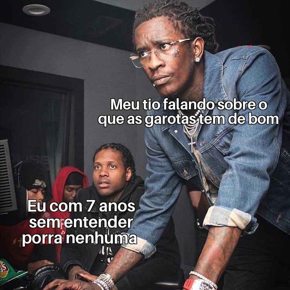 Meu herói - meme
