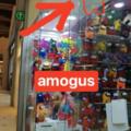 amogus ( sin N)