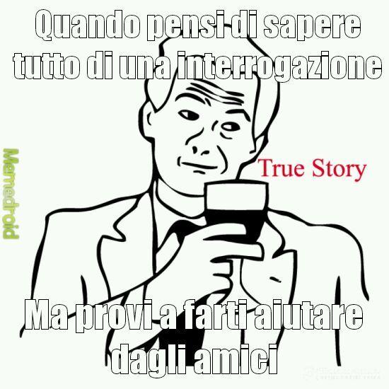 CHI NON LO FA?!?!?!? - meme