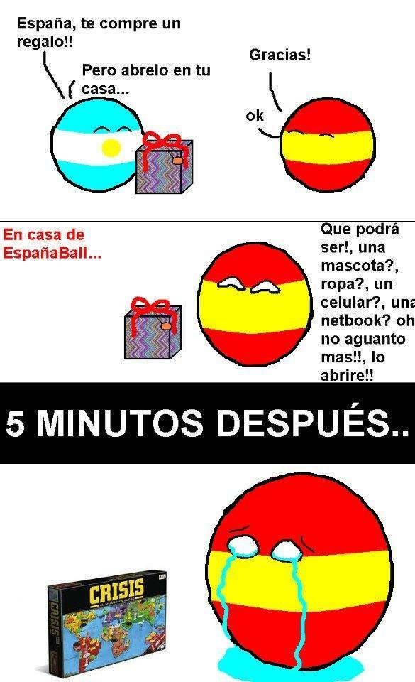 meme de COUNTRYball (no es repost)