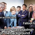 Fallout for life
