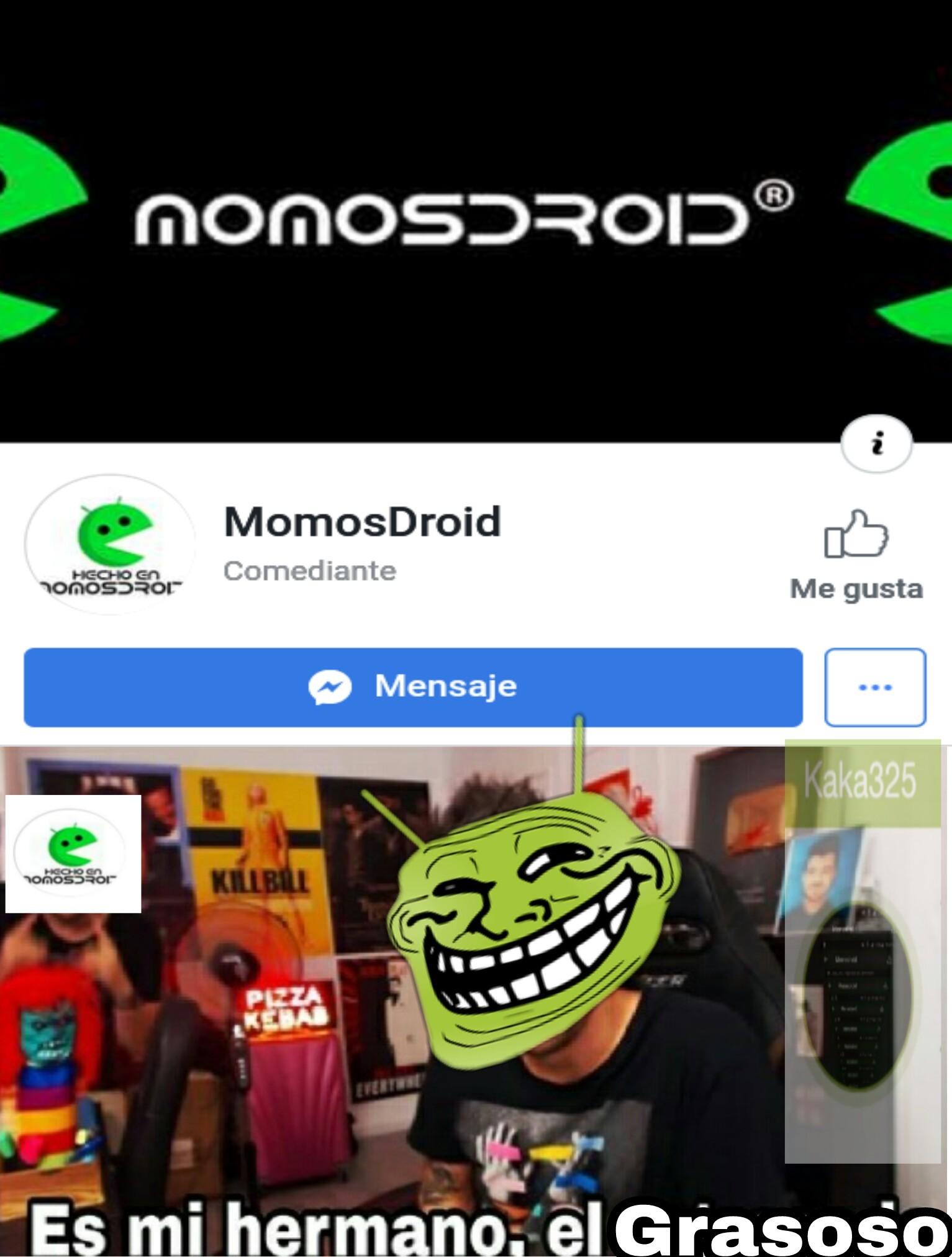 Memedroid tiene un hermano :0
