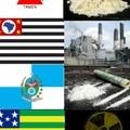 O que cada Estado costuma cheirar:
