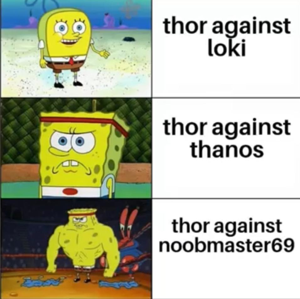 bring me thanos - meme