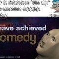 El vídeo dónde se originó la plantilla se llama Stand Comedy