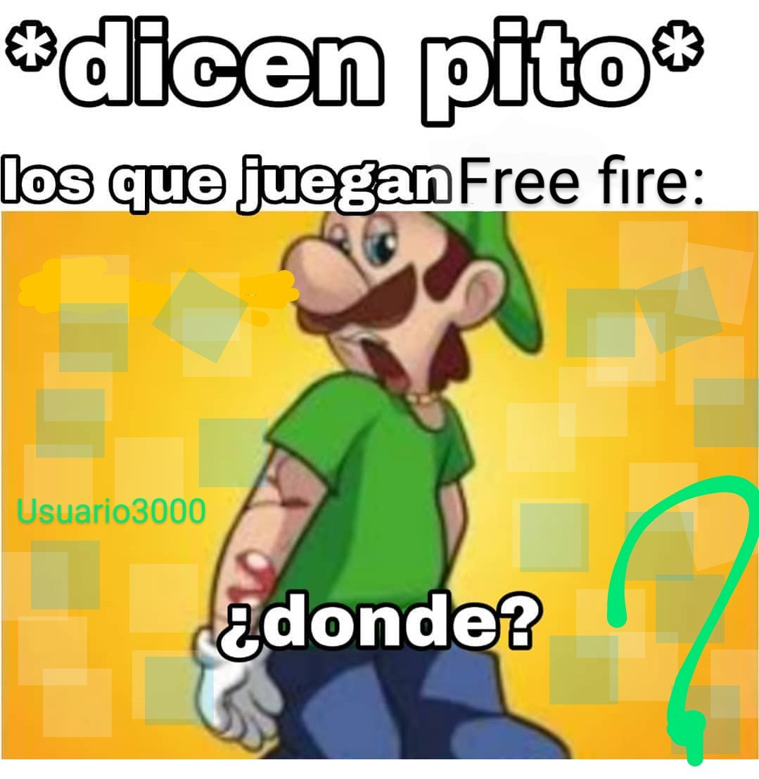 Primer meme original :v