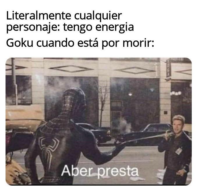 goku comunista - meme