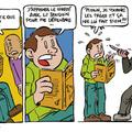 Pouvoir du livre de karaté