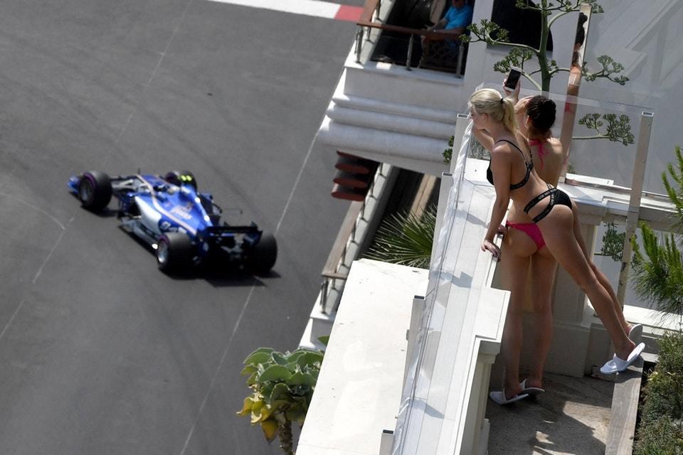 that F1 view - meme