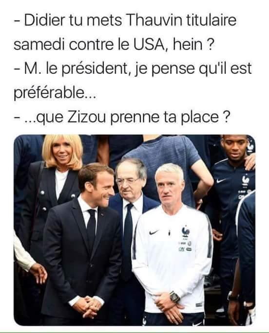 Zidane au PSG ??? #débat - meme