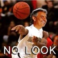 No look