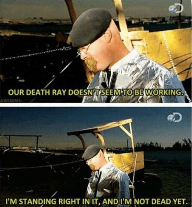 Haha discovery channel - meme
