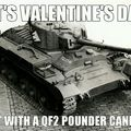 valentine's day faggot