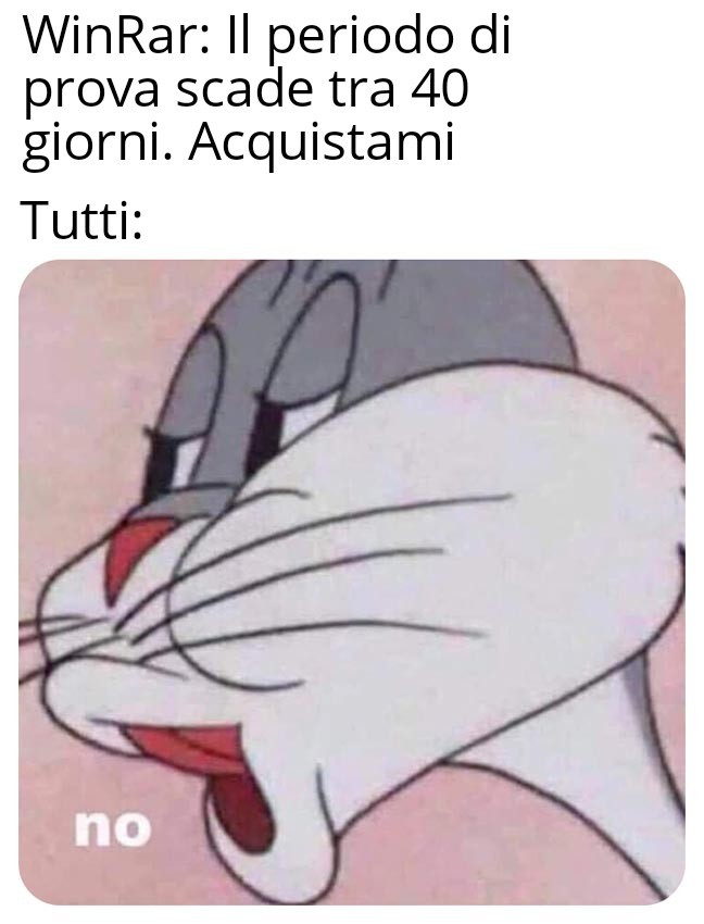 WinRar - meme