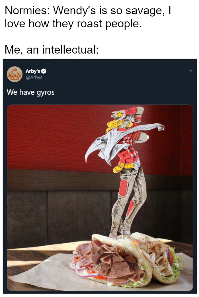 G y r o s - meme