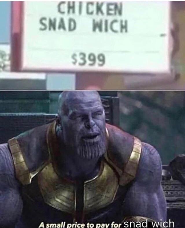 snad wich - meme