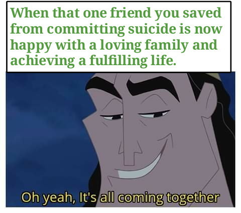 Wholesome meme is wholesome