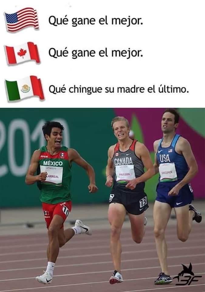 ¡Arriba México  - meme