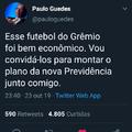 Agora o Brasil avança