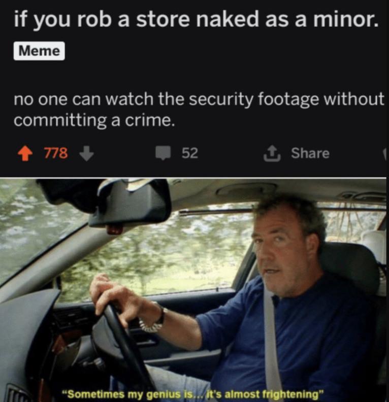 Me minor - meme