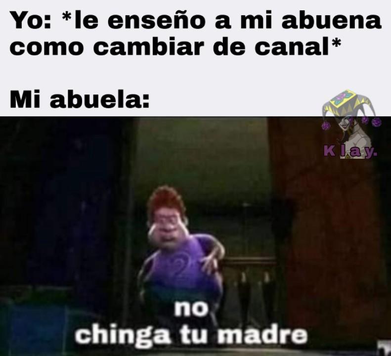 Primer meme.