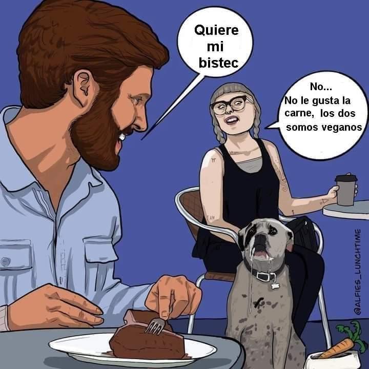 somos veganos - meme