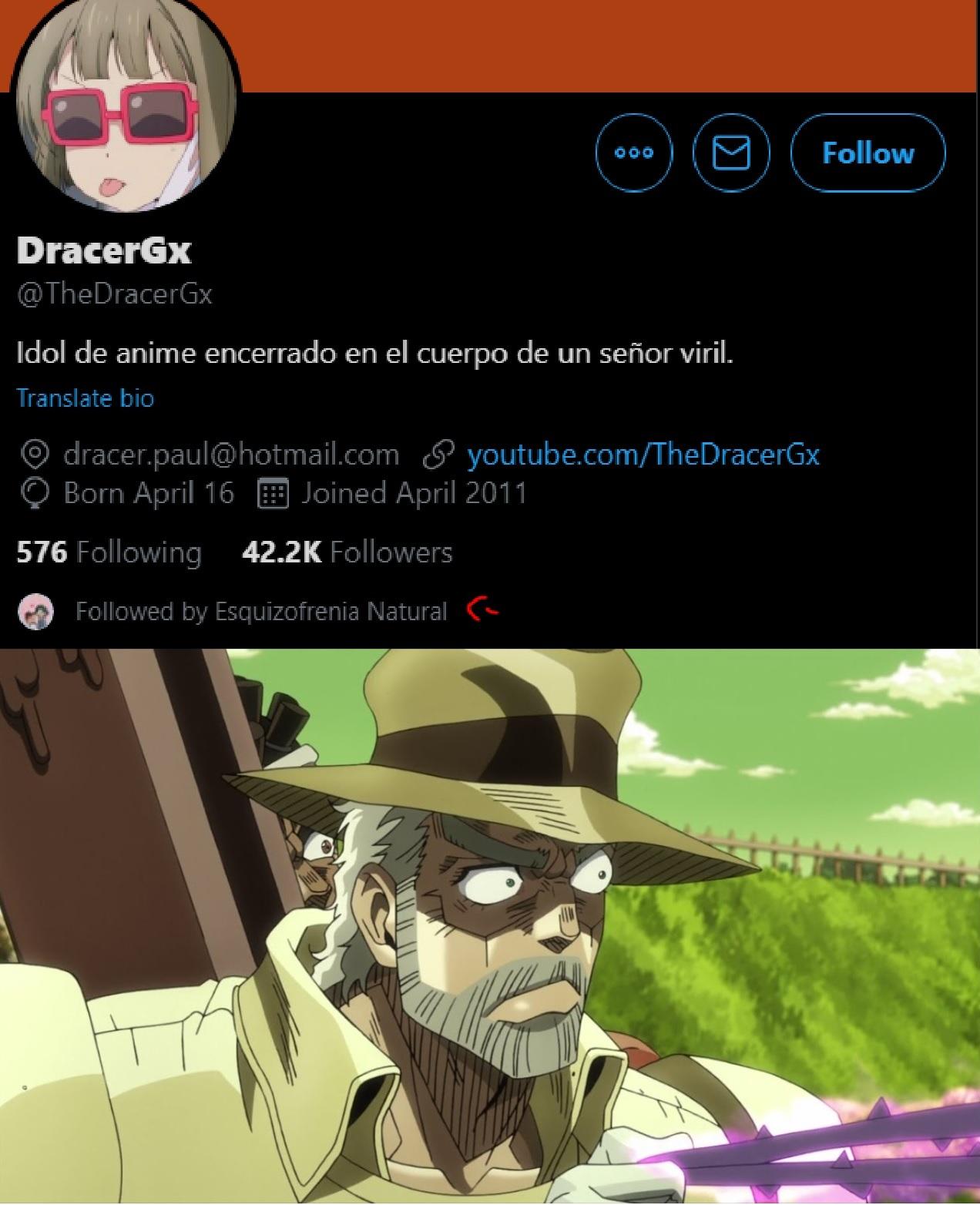que wea el esquizo - meme