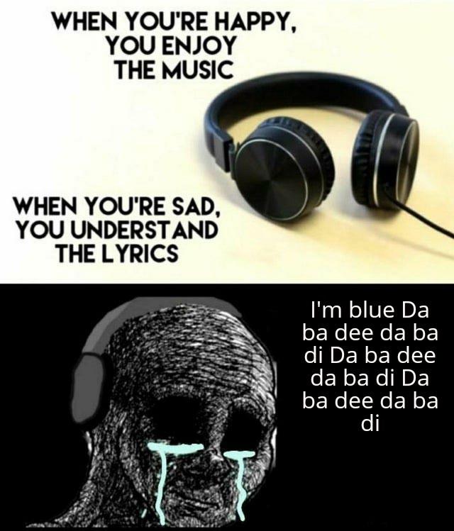 This is so sad - meme