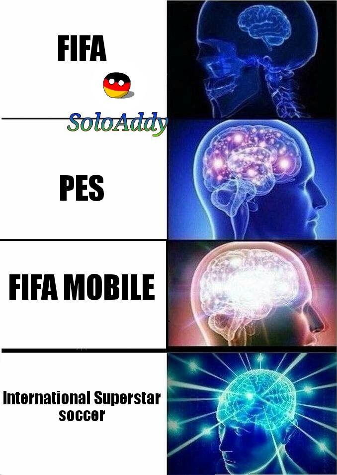 Iss e le squadre ignoranti - meme