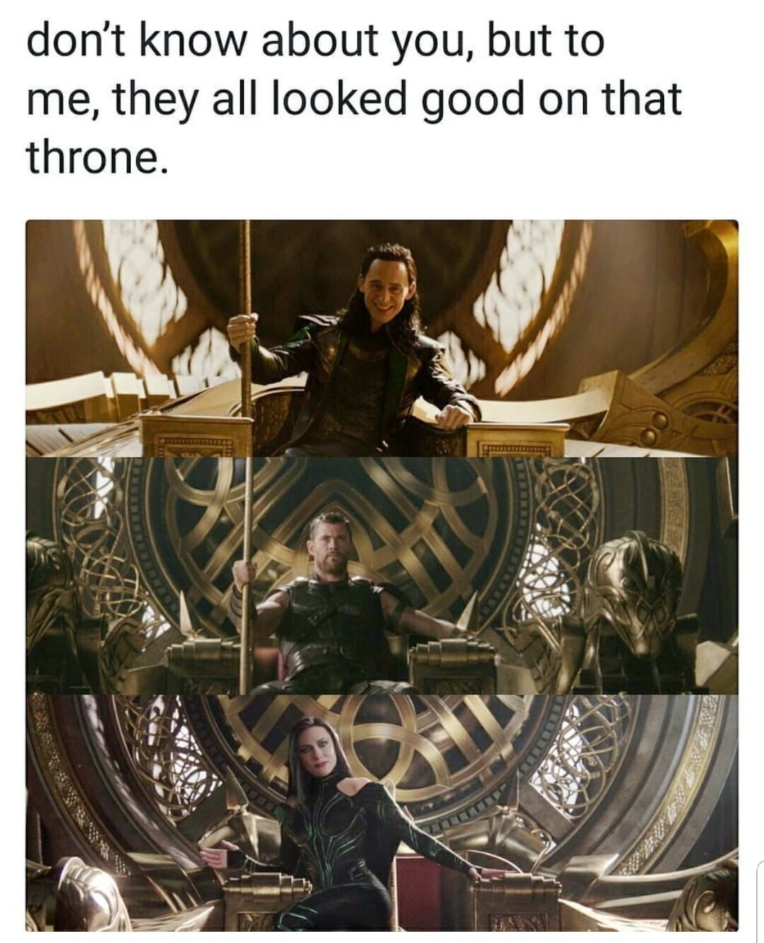 hela is hot as fuck - meme