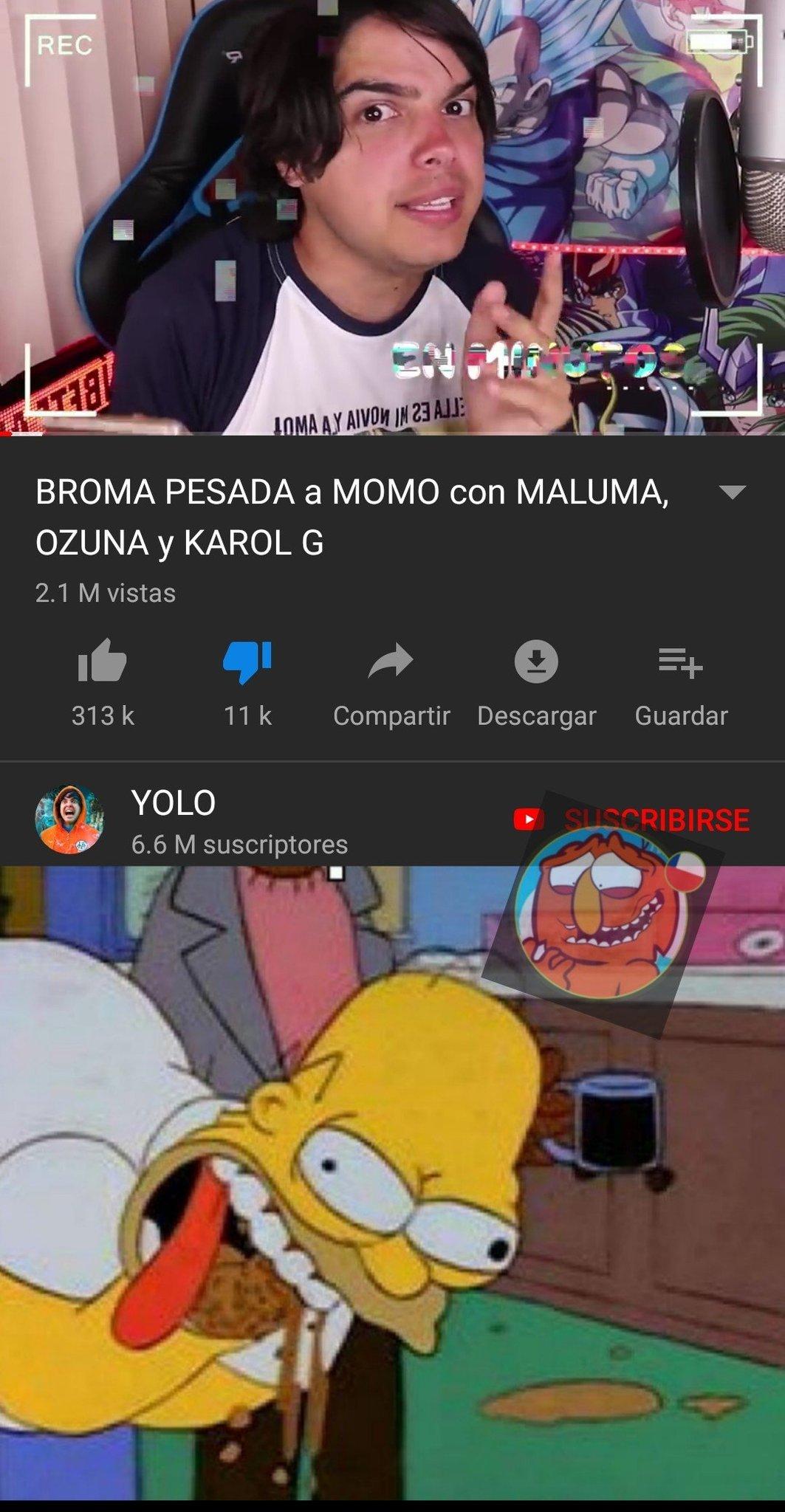 YOLO... - meme