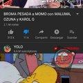 YOLO...