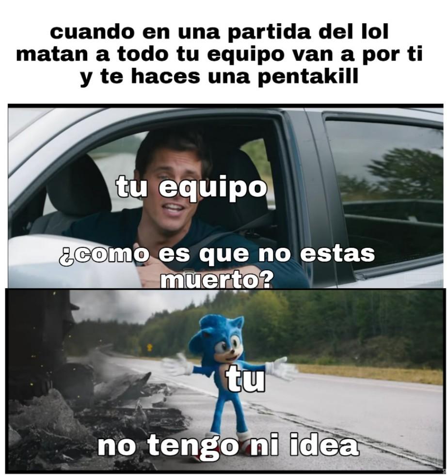 EL MACHO - meme