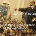 Always drunk